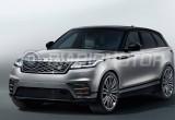 Range Rover Velar 2018 lộ diện