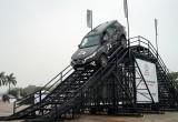 Trải nghiệm Innova, Fortuner và Hilux mới với Toyota VN