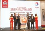 Nissan Việt Nam hợp tác Total, ra mắt dầu đặc chế mới