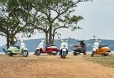 Tân binh scooter cao cấp Peugeot Django 125