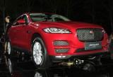 Jaguar Việt Nam chính thức ra mắt F-Pace hoàn toàn mới