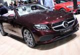 Mercedes-Benz E-Class Cabriolet: Tiếp đà đổi mới