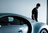 CR7 cầm cương siêu phẩm Bugatti Chiron