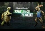Khi Mercedes-Benz kể lại câu chuyện Rùa và Thỏ