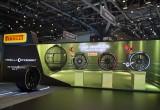 Pirelli giới thiệu lốp và công nghệ cảm ứng mới