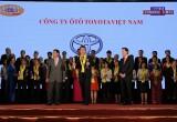Toyota Việt Nam vinh dự nhận giải thưởng Rồng Vàng thứ 16