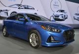Hyundai giới thiệu Sonata 2018 facelift bản Bắc Mỹ