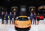 Huracan Performante, Aventador S lần đầu có mặt tại châu Á