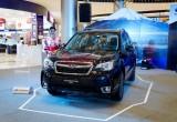 Đến AEON Mall ngắm Subaru Forester và Outback 2017