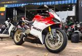 Ducati 1299 Panigale S bản kỷ niệm xuất hiện tại TP HCM