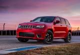 Trackhawk Cherokee: Quái thú trong màu áo đỏ