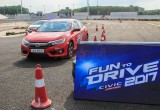 Fun to Drive 2017 – Trải nghiệm thú vị cùng Honda Civic 2017