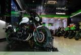 Ảnh chi tiết Kawasaki Vulcan S bản Cafe đầu tiên tại Việt Nam