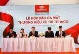 Xe tải Teraco diện kiến thị trường Việt Nam