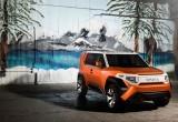 Toyota FT-4X: Bán tải cho giới trẻ?
