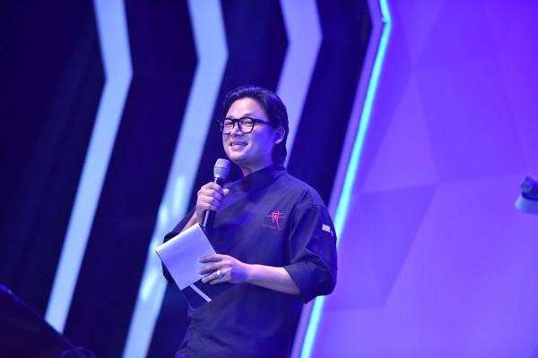 Bếp trưởng trứ danh Luke Nguyễn