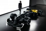 Renault R.S 2027 Vision: Concept F1