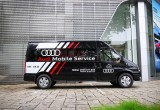 Audi Việt Nam triển khai chương trình Dịch vụ lưu động