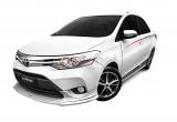 Toyota bổ sung thêm phiên bản Vios TRD với giá 644 triệu