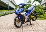 Yamaha Exciter 150 ấn tượng với bộ siêu nạp Supercharger