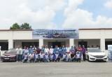 Trải nghiệm chương trình Hướng dẫn lái xe an toàn cùng Honda Ôtô Phước Thành