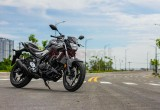 Cảm nhận ban đầu về Yamaha MT-03