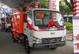 ISUZU trình làng loạt xe chuyên dùng tại Việt Nam