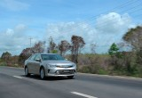 Chương trình mua xe Toyota trúng Camry đã có chủ