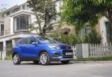 Chevrolet Trax 2017: Không e ngại khi làm kẻ đến sau