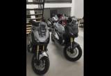 Bộ 04 màu Honda X-ADV đổ bộ Sài Gòn