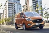 Ford gây sốt với Transit Custom mới