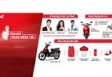 """Honda VN khởi động chuỗi chương trình """"Trọn niềm tin 2017″"""