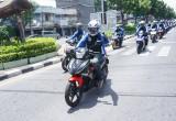 Đoàn Exciter Việt Nam trên đất Thái