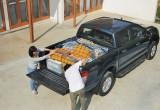 Làm sao để xếp hàng lên xe bán tải dễ dàng và an toàn