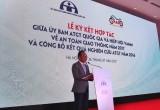 Hiệp hội xe máy VN hợp tác bền vững với Ủy ban ATGT
