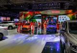 [VMS2017] Toyota mang không gian đầy sắc màu