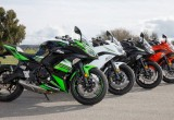 Kawasaki Ninja 650 sắp về Việt Nam