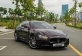 Maserati Ghibli – Nghệ thuật và tốc độ