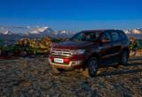 Ford Everest và hành trình chinh phục nóc nhà thế giới