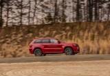 Jeep Grand Cherokee Trailhawk 2018: 707 mã lực, 1 giấc mơ