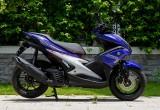Yamaha NVX 155 với thay đổi mới