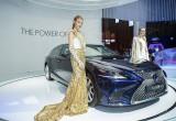 Công nghệ Hybrid của Lexus đạt tầm cao mới