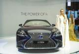 [VMS2017] Lexus LS500h – Sedan sang trọng đỉnh cao