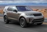 Land Rover Discovery hoàn toàn mới sắp ra mắt tại Việt Nam