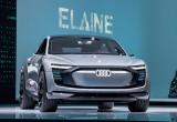 Audi Elaine Concept: E-Tron phiên bản 2