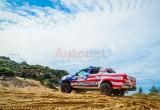 """Chevrolet Colorado giành danh hiệu """"Vua sa mạc"""" tại giải Mui Dinh Challenge 2017"""