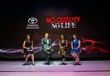 """""""No Quality. No Life"""" – Toyota lựa chọn Suboi"""
