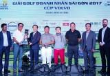 Giải Golf Doanh Nhân Sài Gòn 2017 kết thúc thành công