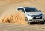 Mitsubishi giảm 180 triệu đồng cho All New Pajero Sport
