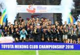 Toyota Mekong Club Championship năm thứ 4 sắp khởi tranh